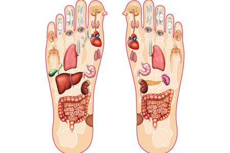 foot-massage-nguyen-son-137-Detox và massage chân tại nhà với thực phẩm trong căn bếp
