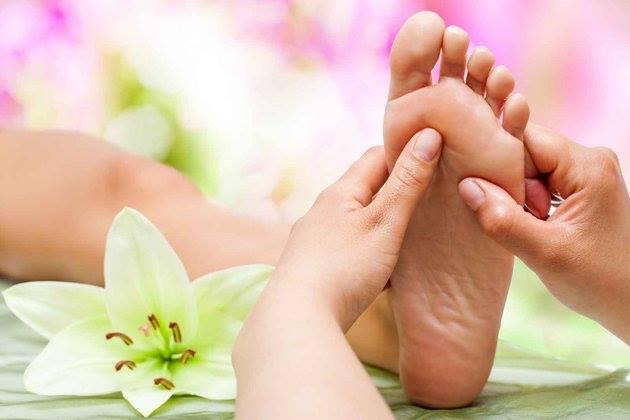 massage chân NguyenSon137 sai gon