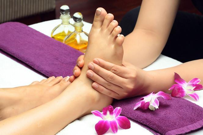 massage chân sức khỏe sài gòn