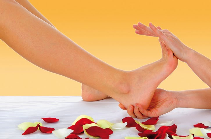 massage chân nổi tiếng